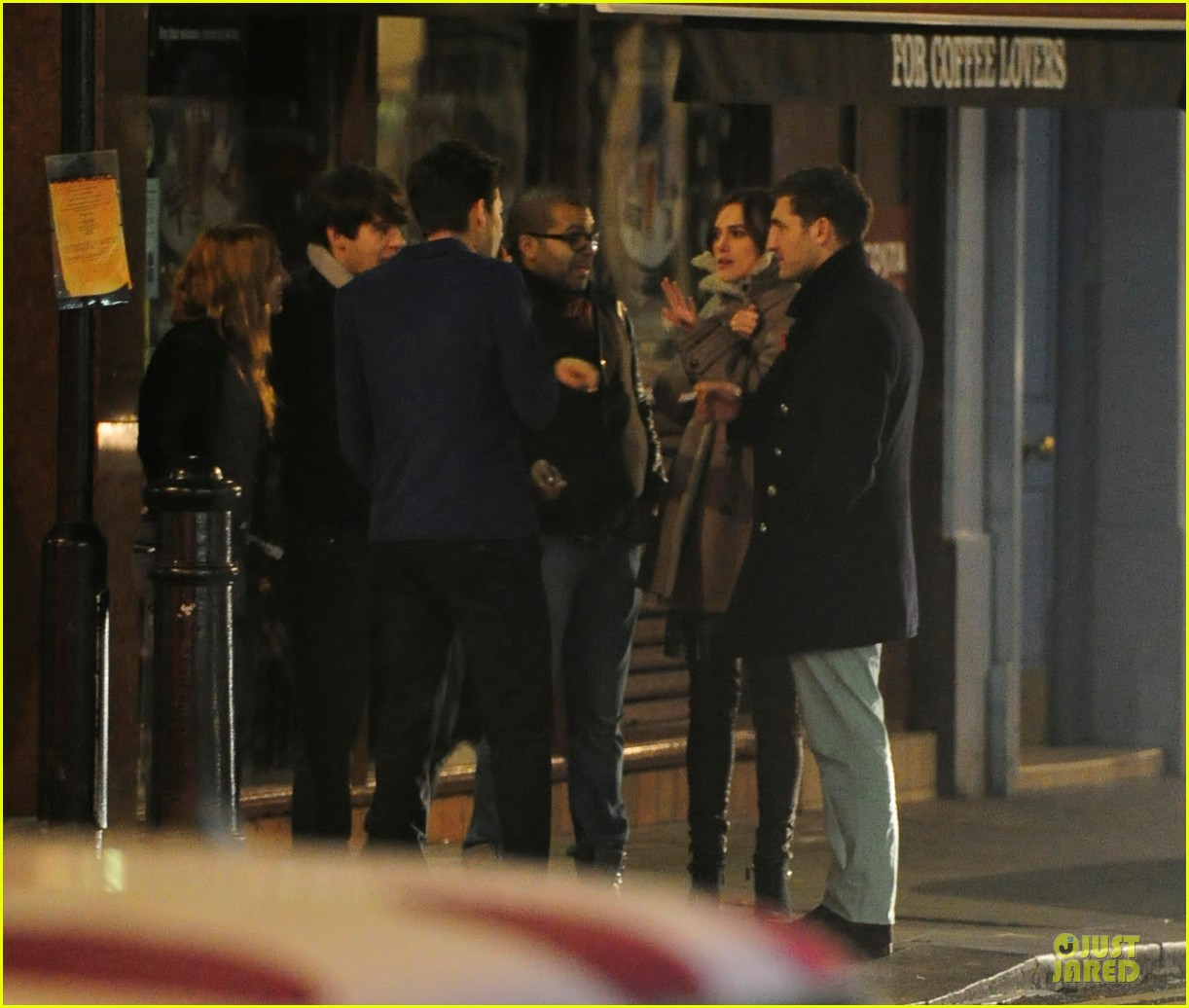 keira knightley groucho club with james righton 032751158