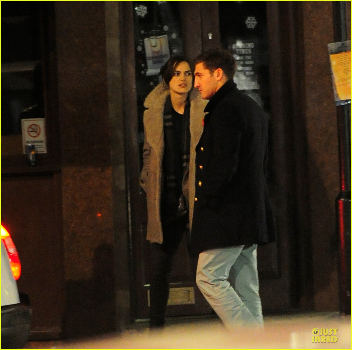 keira knightley groucho club with james righton 052751160