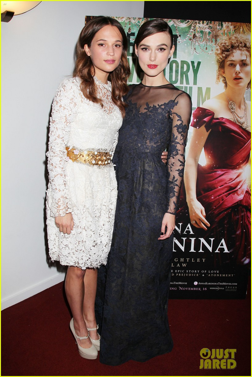 keira knightley olivia wilde anna karenina screening 18