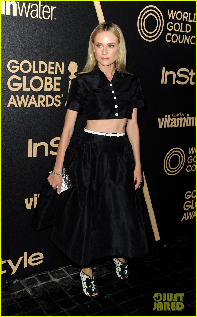 diane kruger olivia munn hfpa instyle golden globes season party 012766667