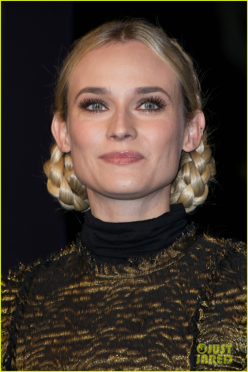 diane kruger champs elysees christmas lights launch 202762158
