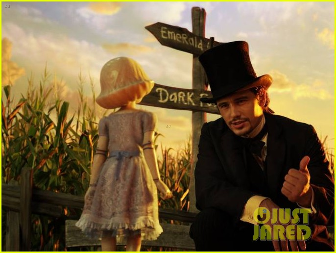 mila kunis new oz the great and powerful poster pics 132756670