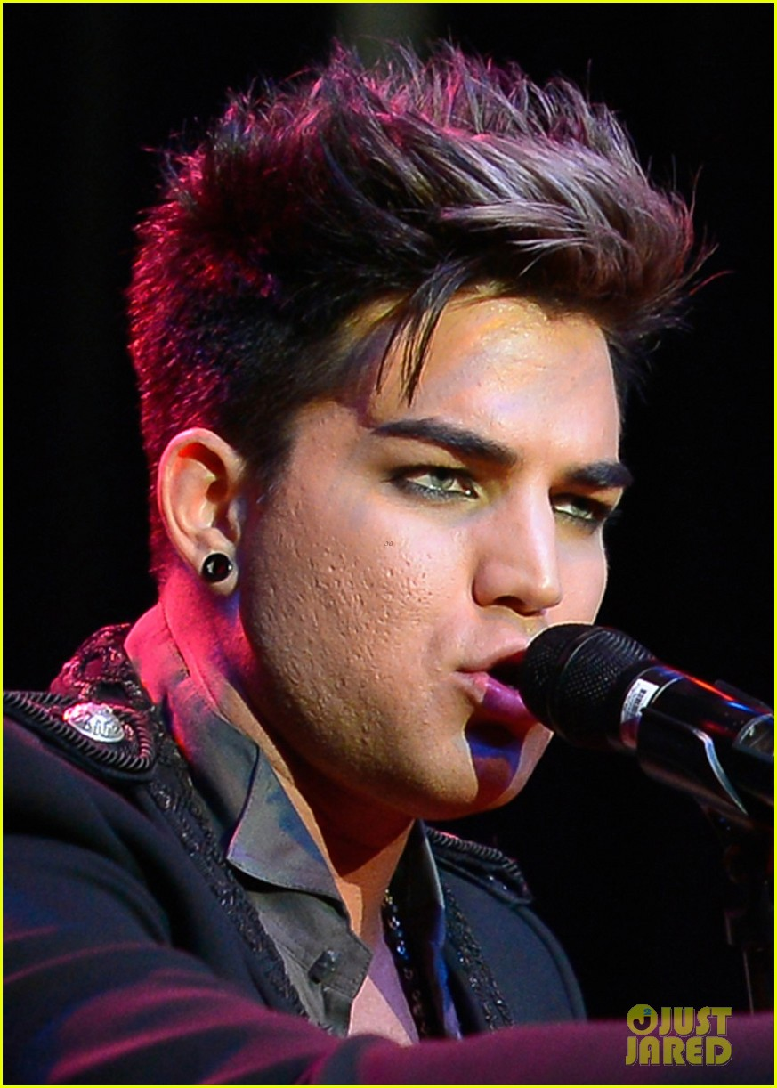adam lambert live in the vineyard performance 03