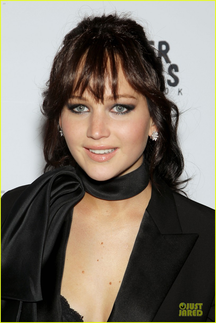 jennifer lawrence silver linings playbook new york screening 072755557