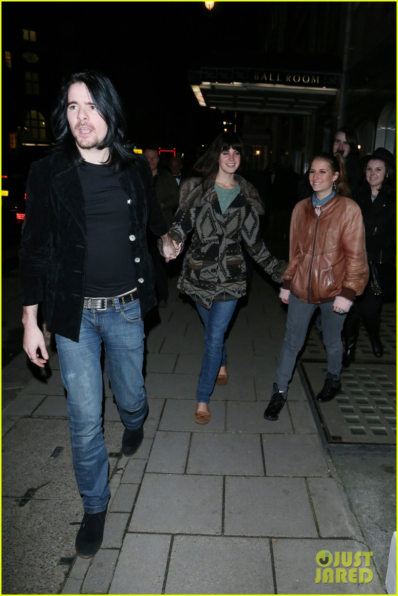 lana del rey scotts restaurant with barrie james oneill 08