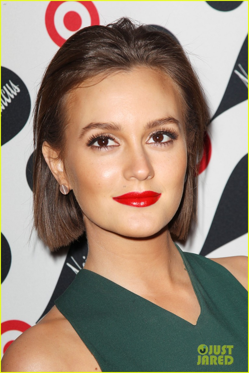 leighton meester shay mitchell target twosome 062765668