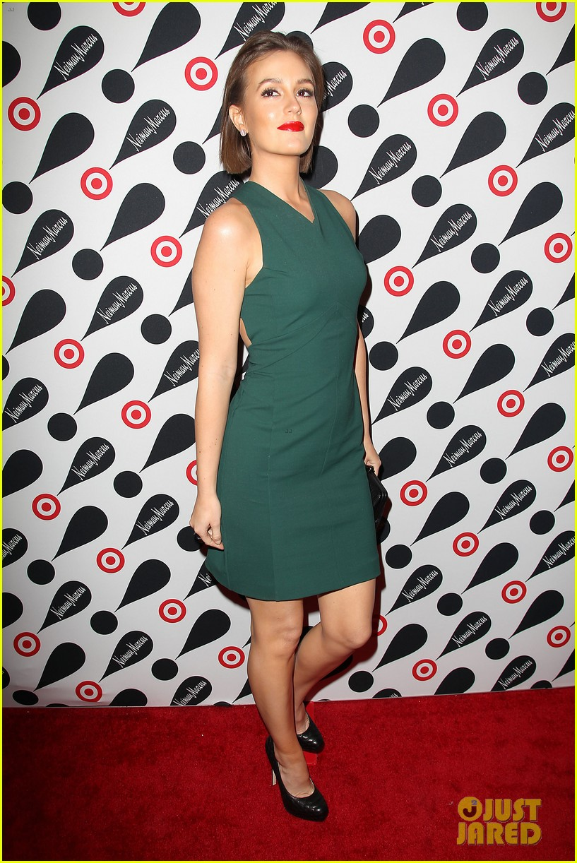 leighton meester shay mitchell target twosome 172765679