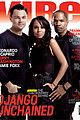 leonardo dicaprio kerry washington cover vibe december january issue 01