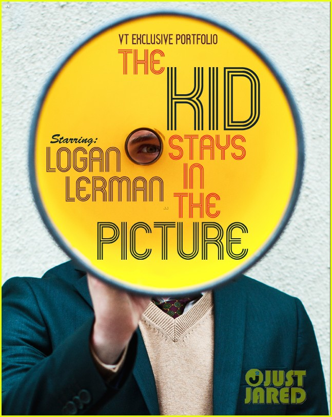 logan lerman covers visual ties magazine 062760082