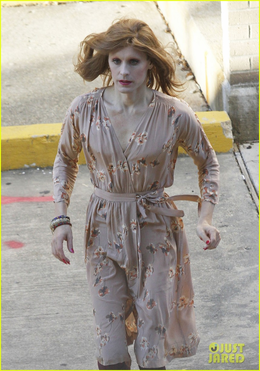 jared leto dallas buyers club photo shoot in drag 022760670