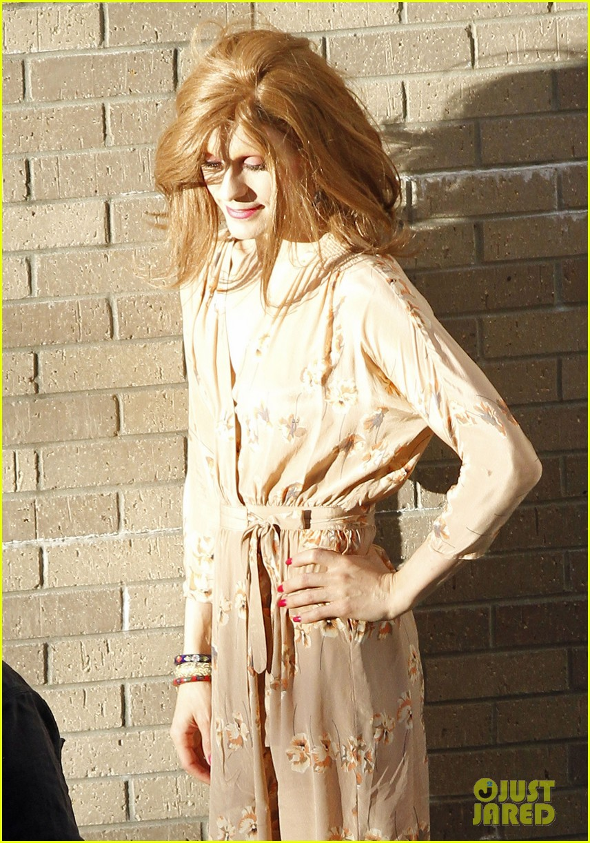 jared leto dallas buyers club photo shoot in drag 142760682