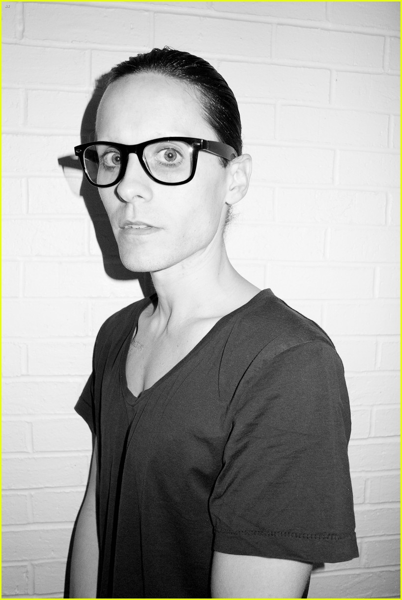 jared leto reveals weight loss shirtless for terry richardson 062765514