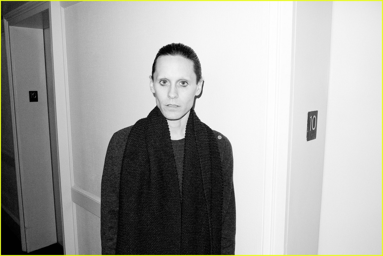 jared leto reveals weight loss shirtless for terry richardson 202765528