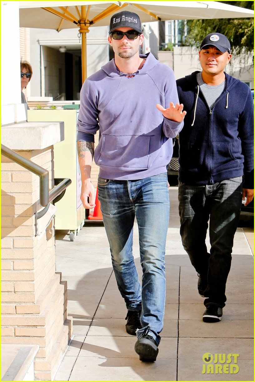 adam levine barneys new york shopper 10