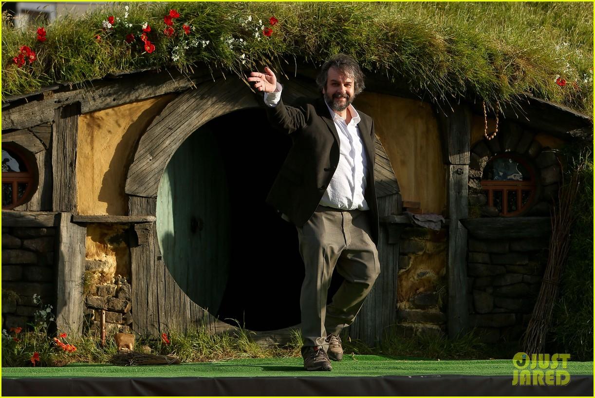 evangeline lilly cate blanchett hobbit world premiere 072765223