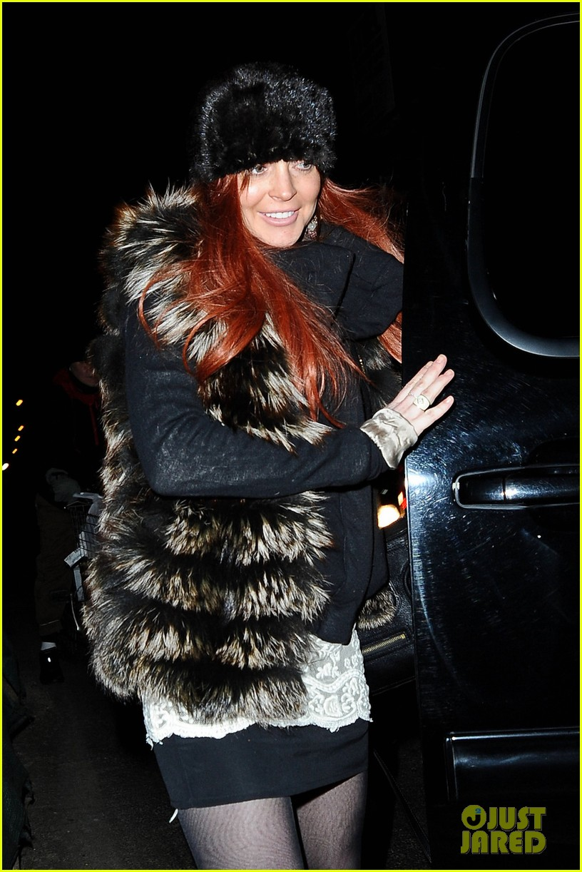 lindsay aliana lohan night out in new york city 022751758