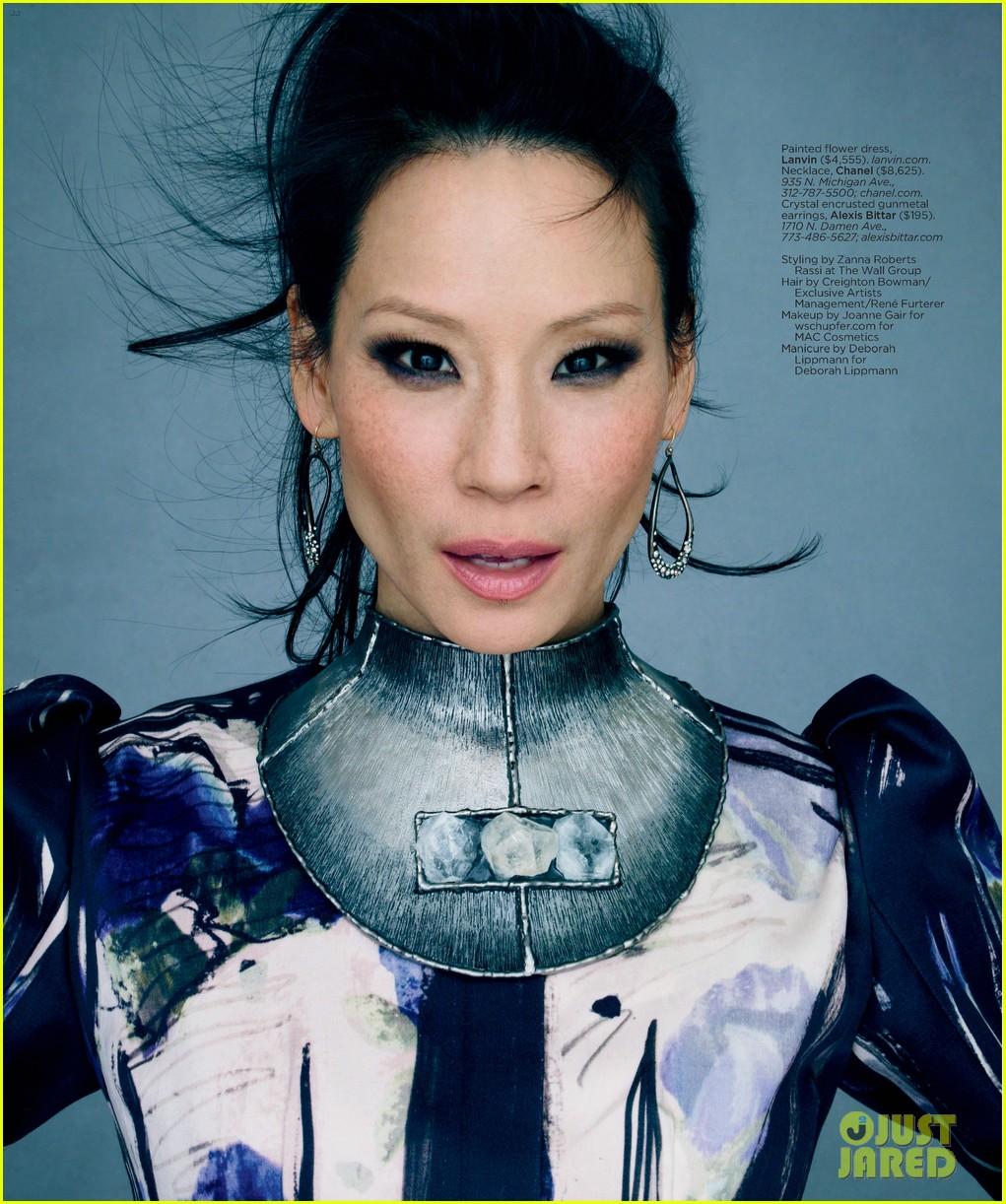 lucy liu elementary lands post super bowl slot on cbs 022751545