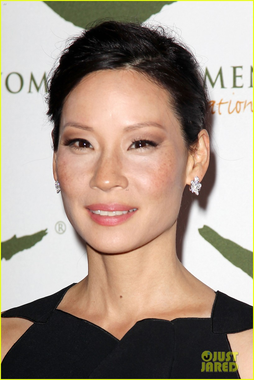 lucy liu women for women international award winner 102754144