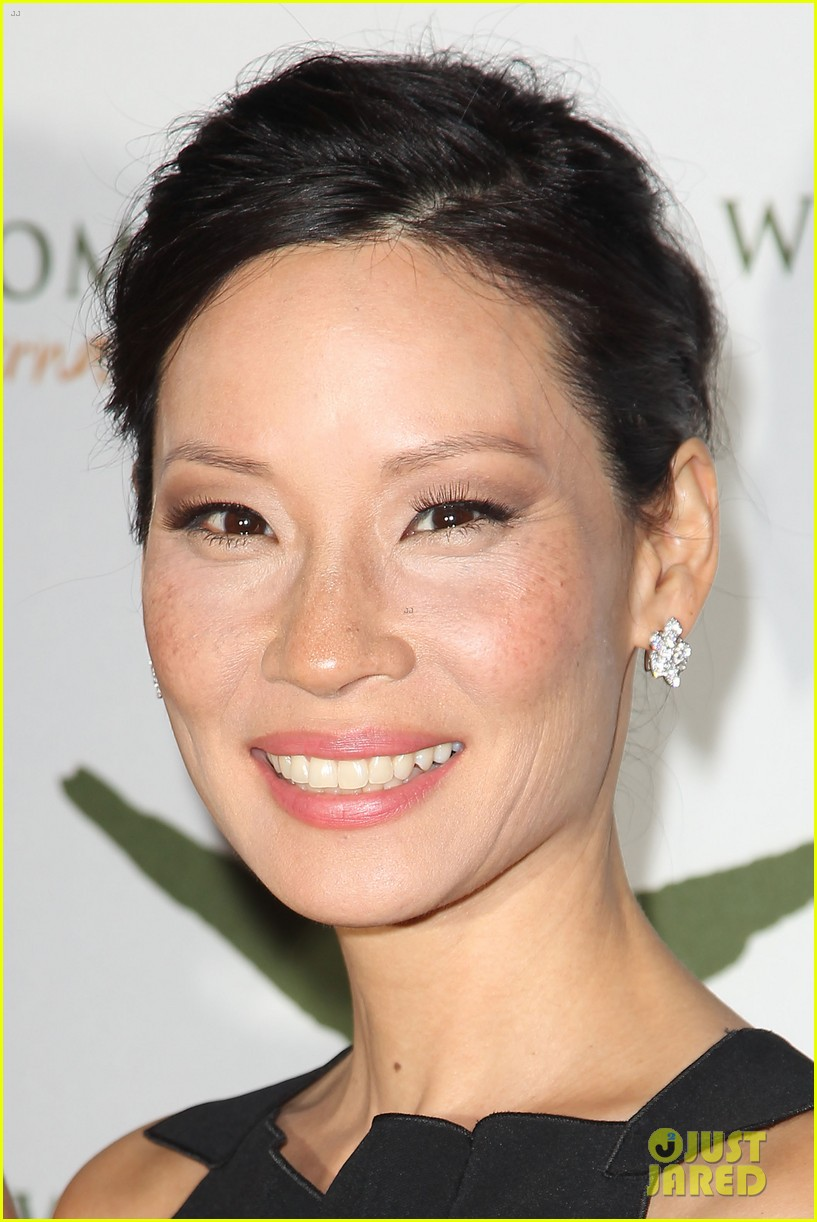 lucy liu women for women international award winner 132754147