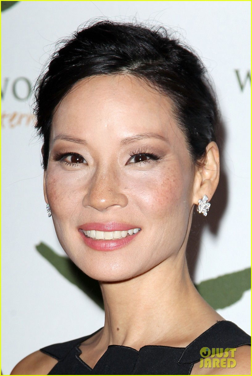 lucy liu women for women international award winner 142754148