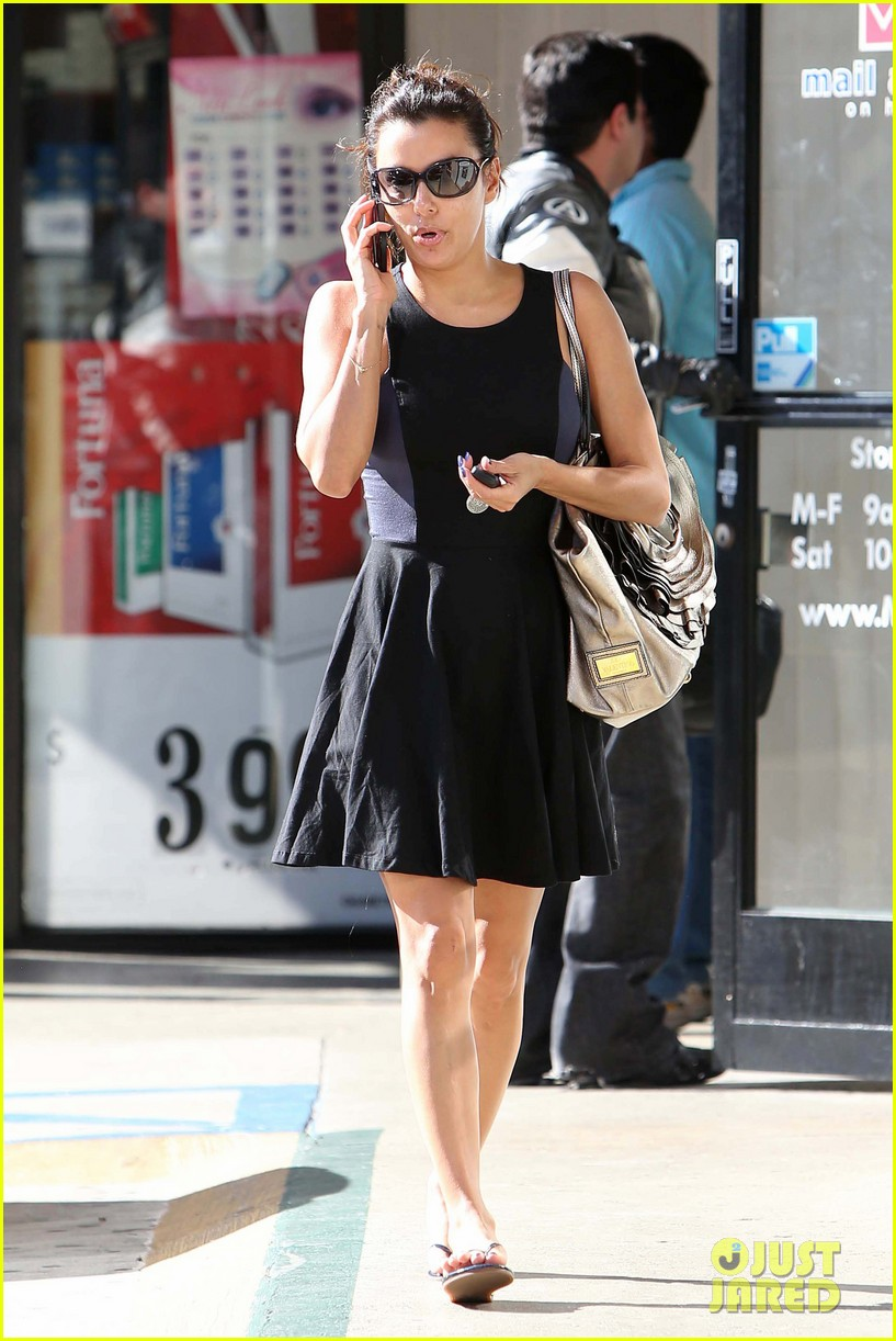eva longoria leggy lunch in sherman oaks 04a2751573