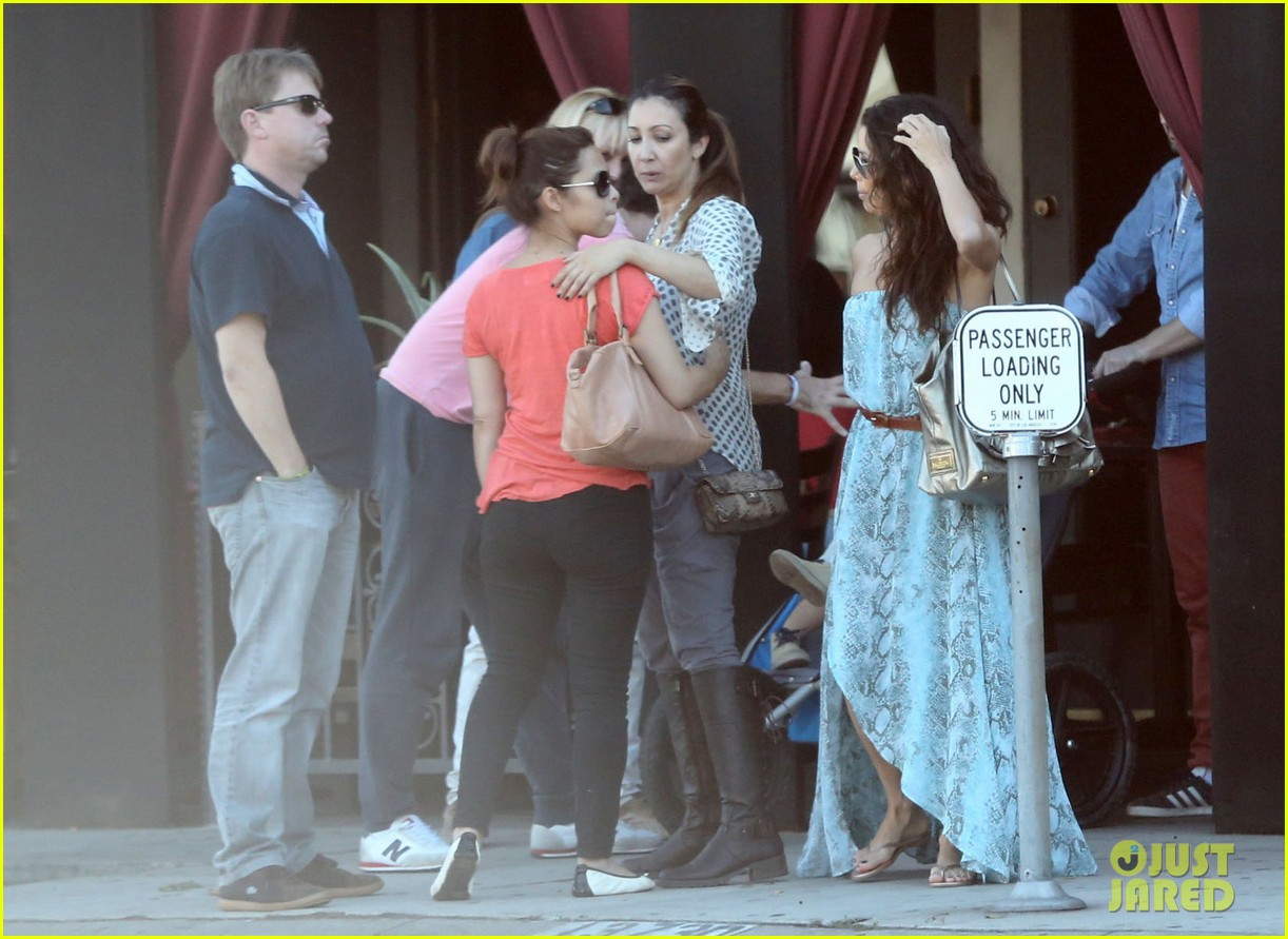 eva longoria leggy lunch in sherman oaks 152751584