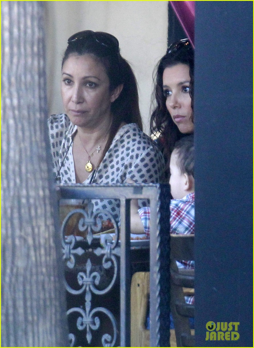 eva longoria leggy lunch in sherman oaks 272751596
