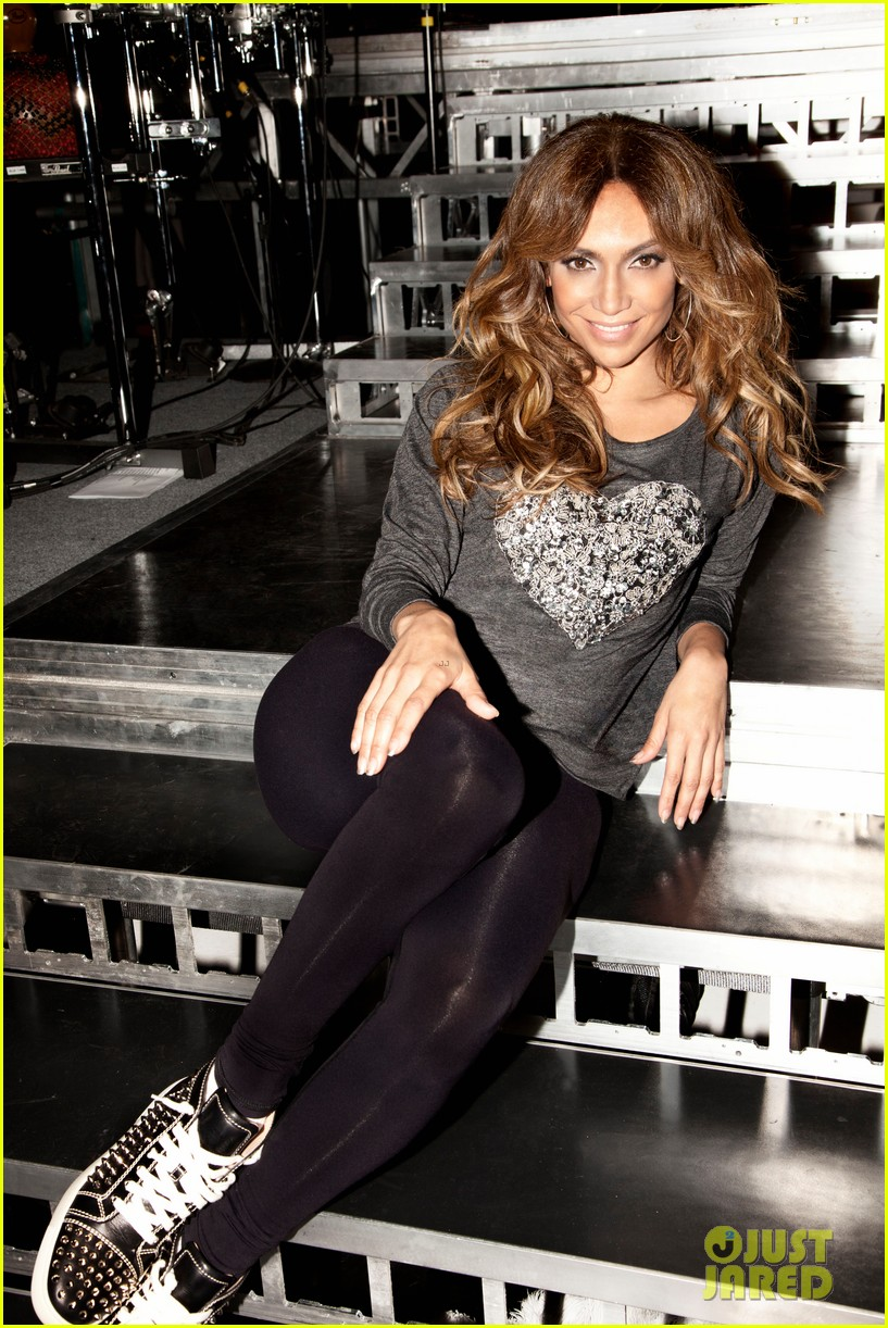 jennifer lopez for teeology exclusive video 012757869