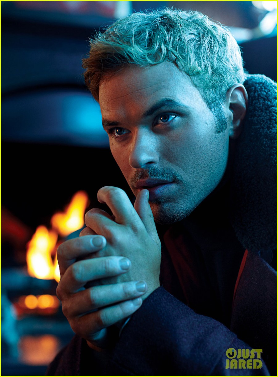 kellan lutz covers essential homme november december 07