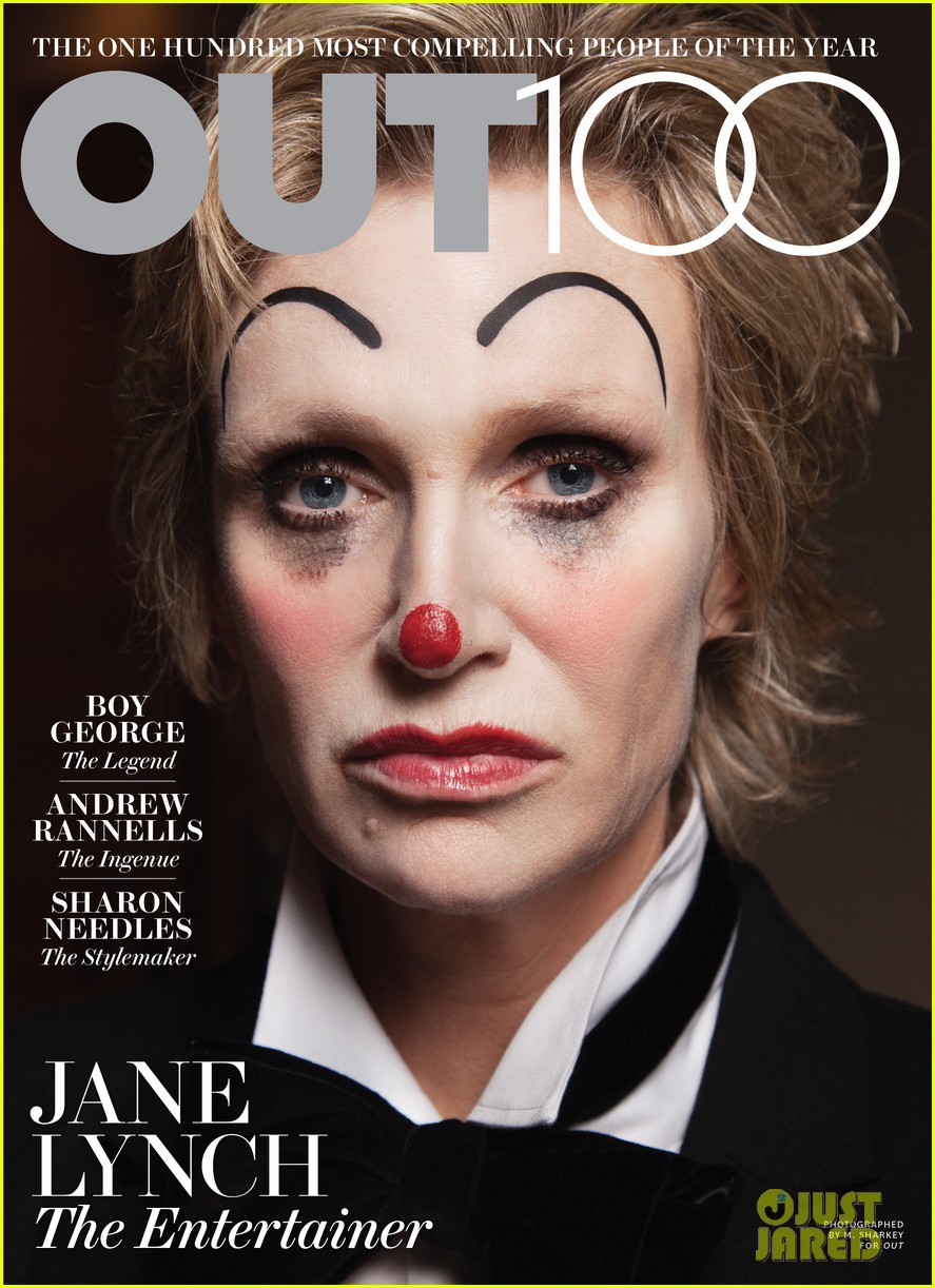 jane lynch covers out 100 issue exclusive 012758049