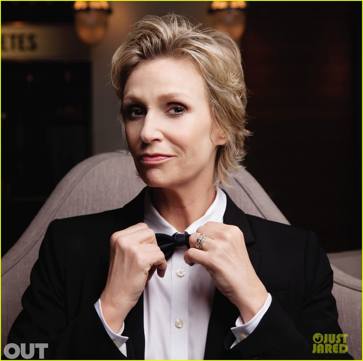 jane lynch covers out 100 issue exclusive 022758050