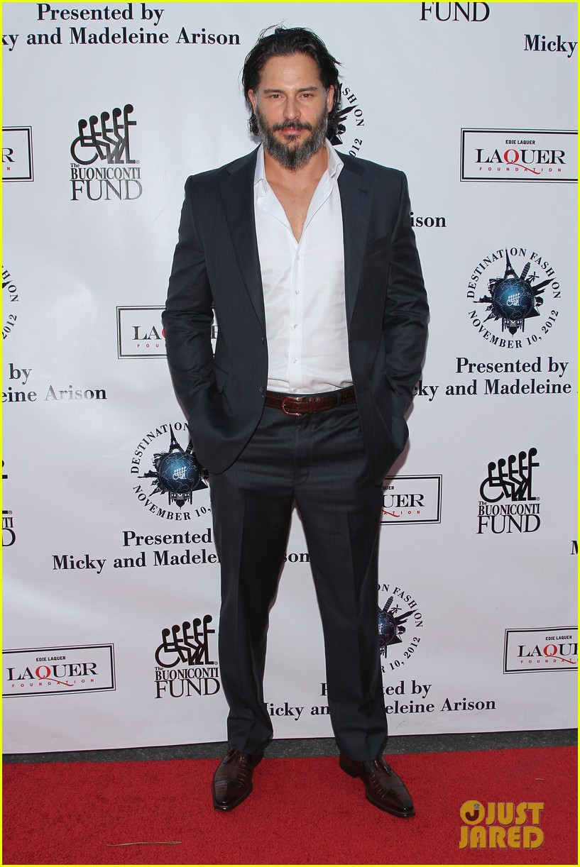 joe manganiello james lafferty destination fashion benefit 09