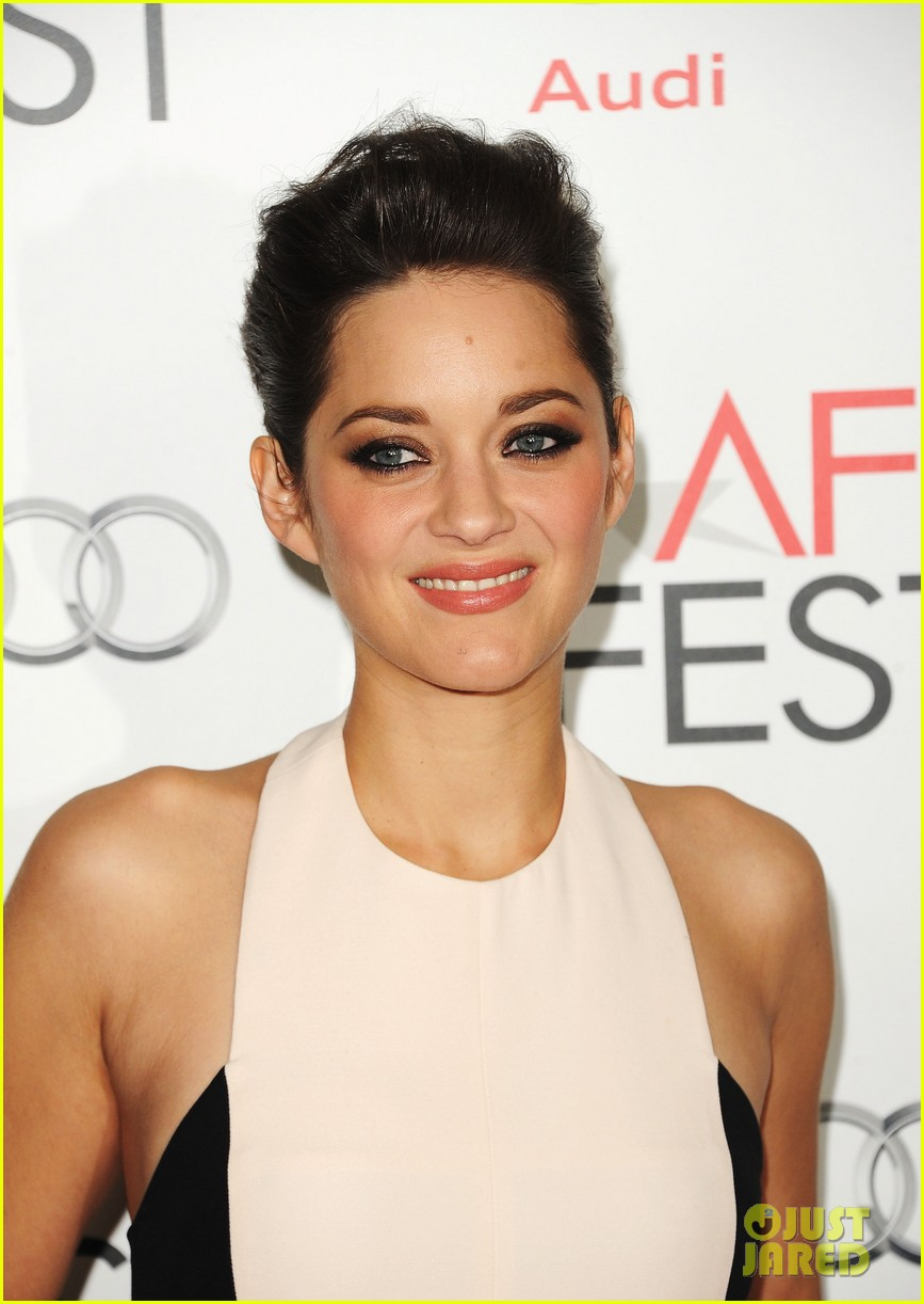 marion cotillard rust and bone afi fest premiere 03