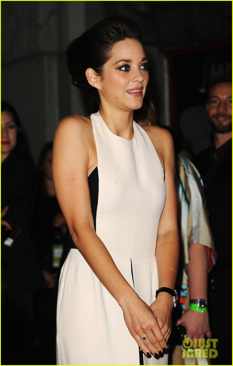 marion cotillard rust and bone afi fest premiere 09