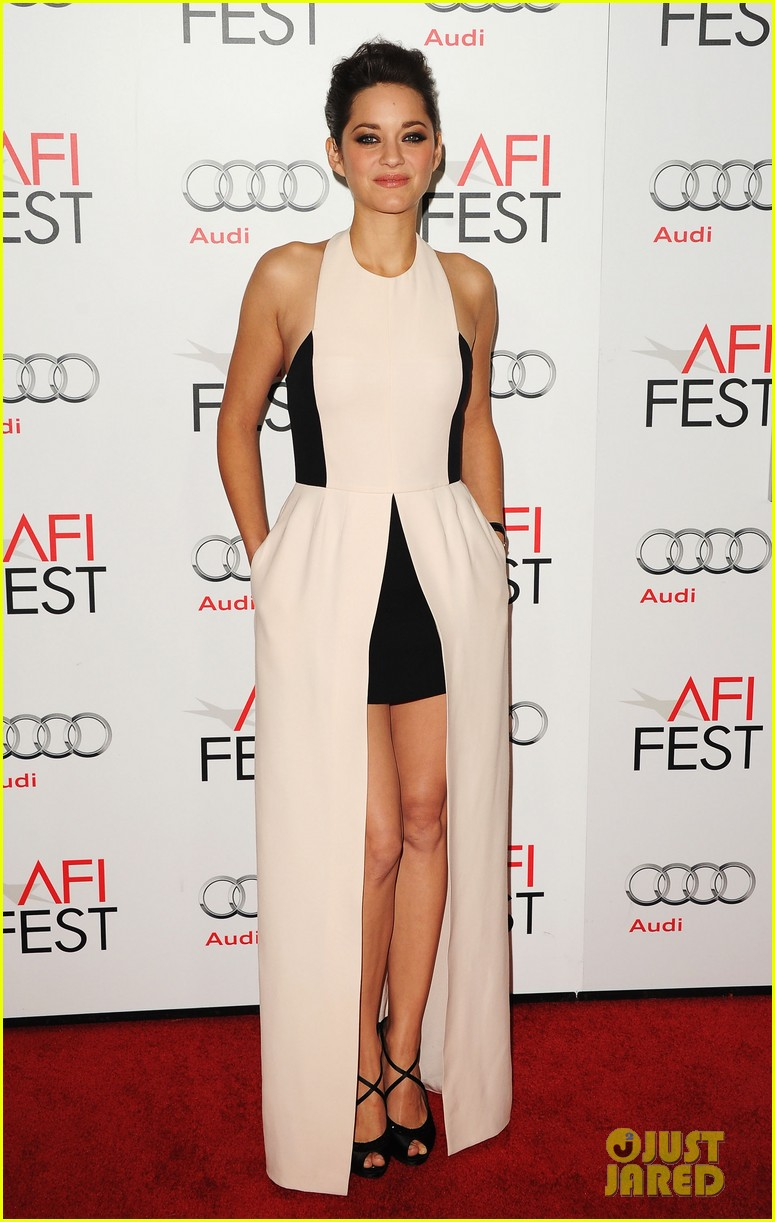 marion cotillard rust and bone afi fest premiere 10