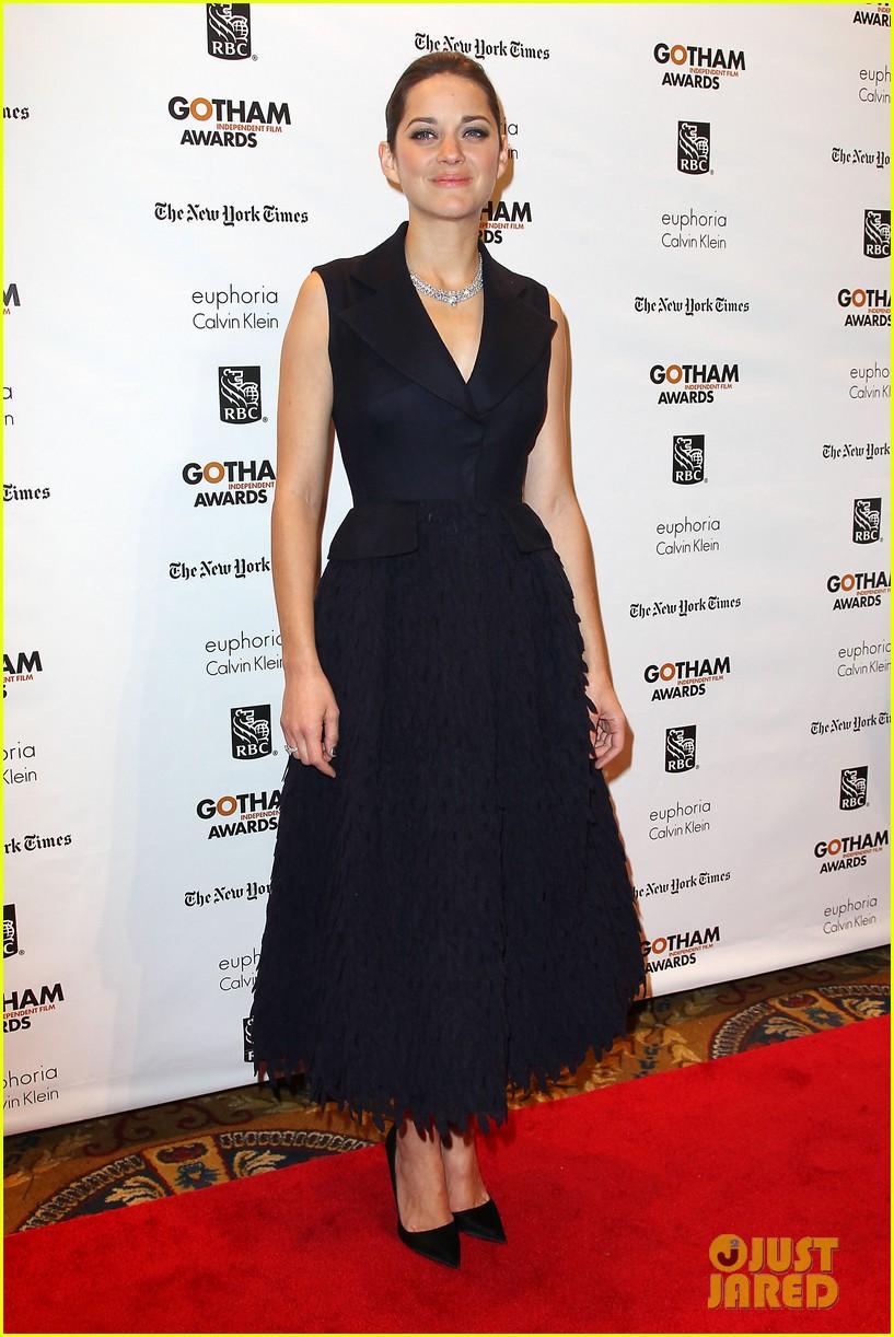 marion cotillard amy adams gotham independent film awards 422764357