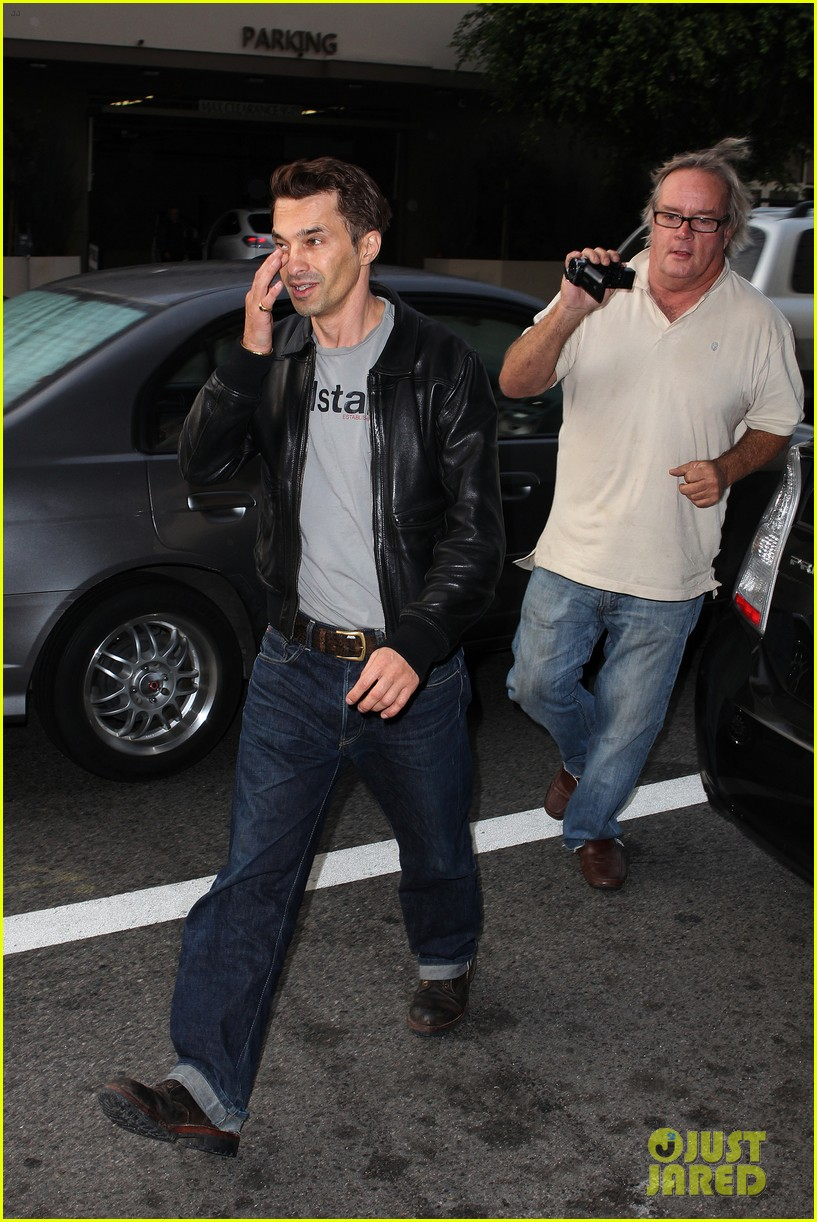 olivier martinez tuesday morning doctors visit 19