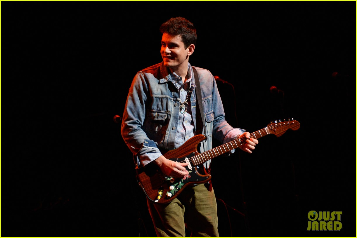 john mayer allison williams stand up for heroes event 042754093