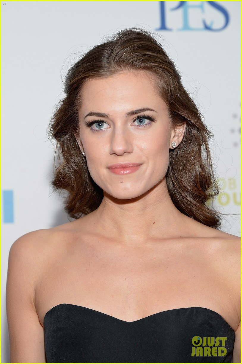 john mayer allison williams stand up for heroes event 082754097