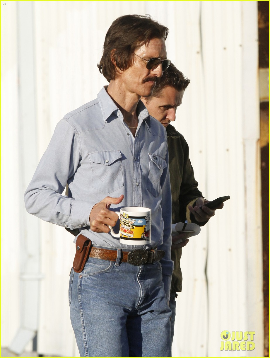 matthew mcconaughey im not being starved 022765989