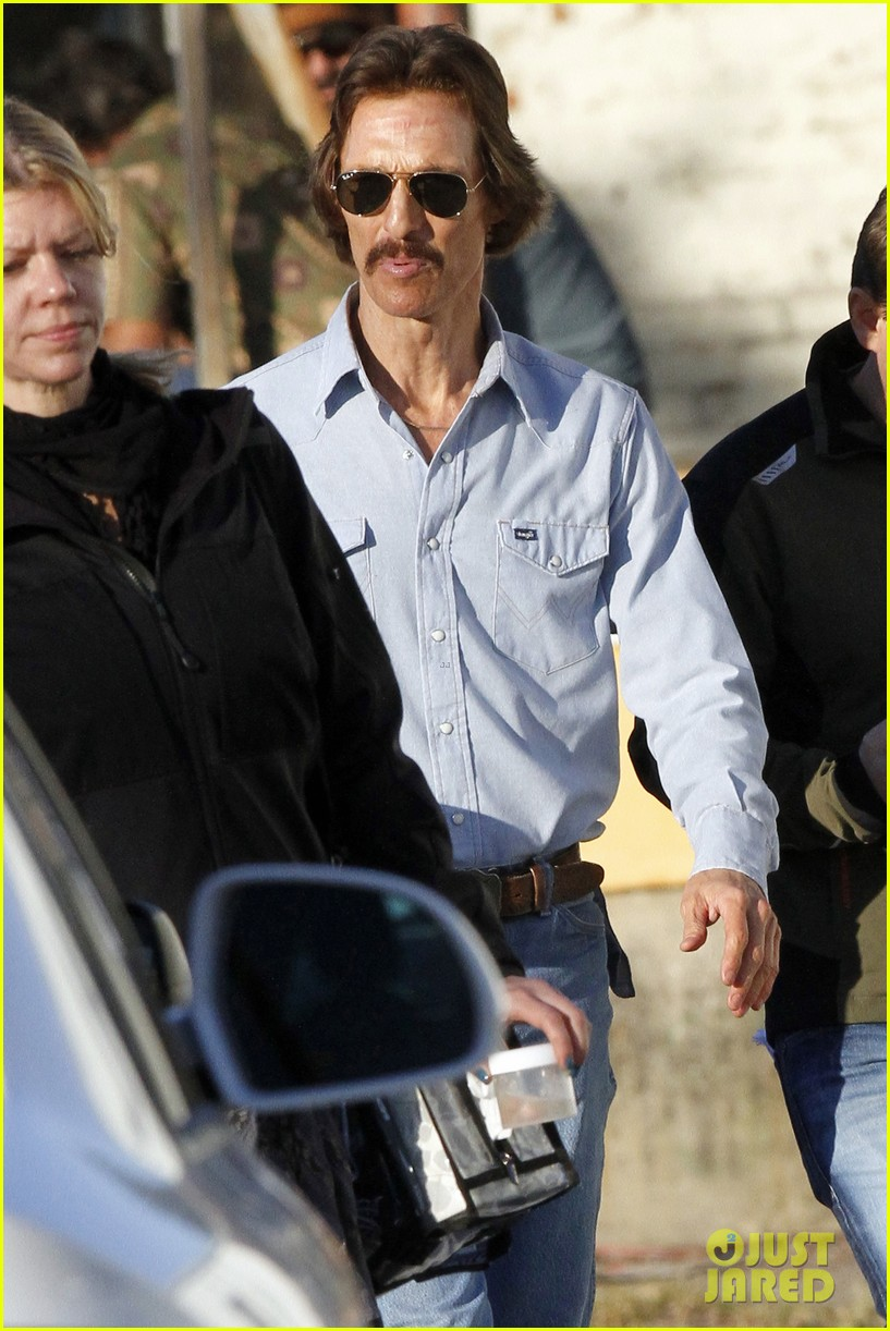 matthew mcconaughey im not being starved 08