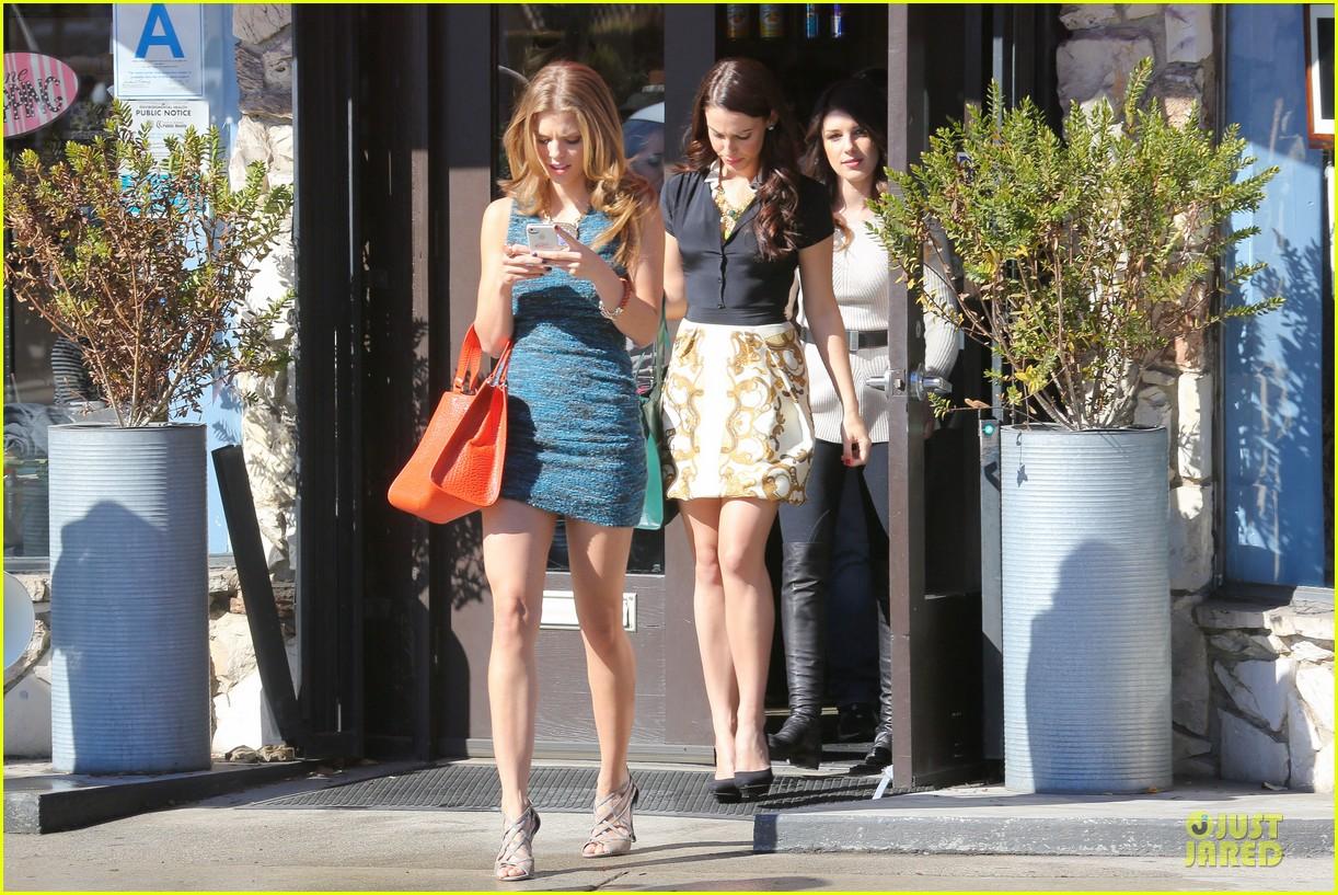 annalynne mccord 90210 set with shenae grimes & jessica stroup 112756811