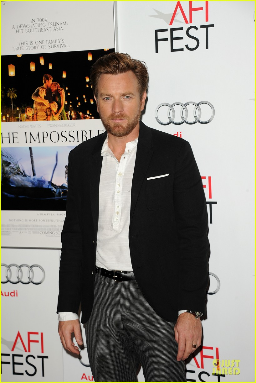 ewan mcgregor the impossilbe afi fest screening 06
