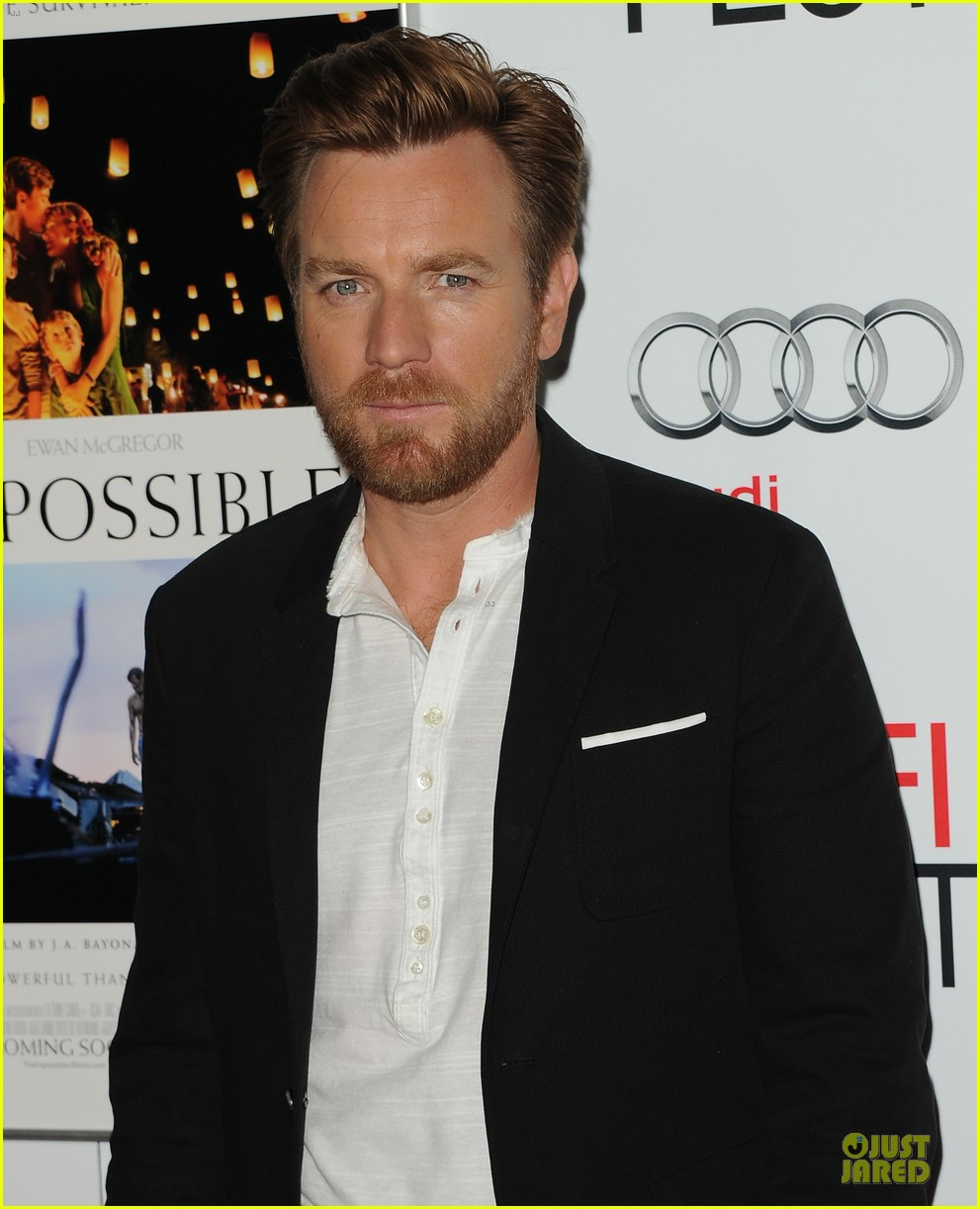 ewan mcgregor the impossilbe afi fest screening 122751222