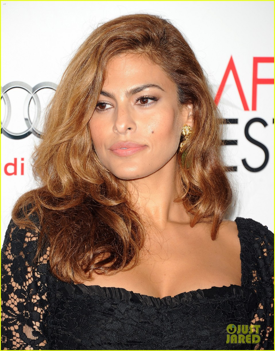 eva mendes holy motors afi screening 04