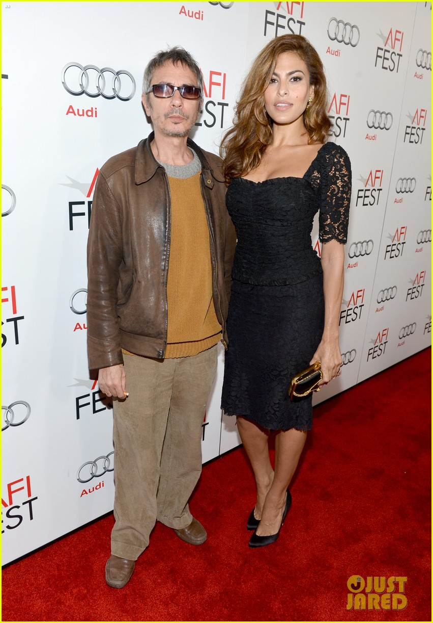 eva mendes holy motors afi screening 112750557