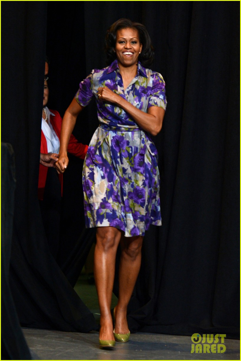 eva longoria michelle obama campaign for barack obama 012750175