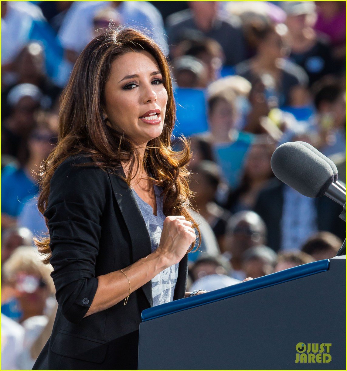 eva longoria michelle obama campaign for barack obama 042750178