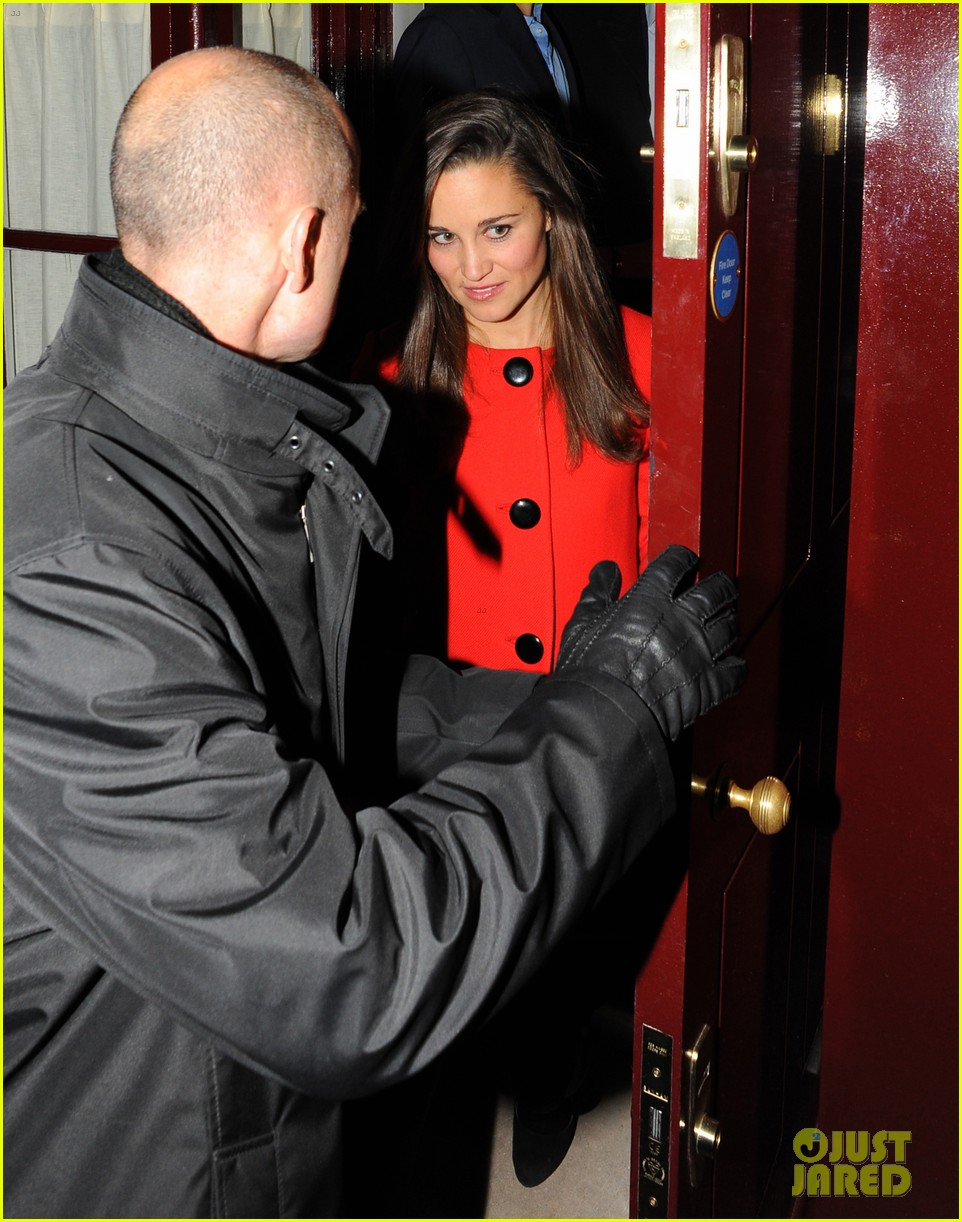 pippa middleton lady red 06