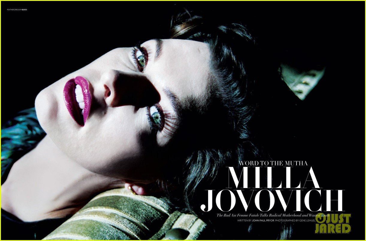 milla jovovich flaunt magazine feature 012752529